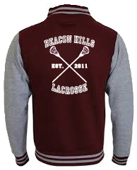 BEACON HILLS LACROSSE VARSITY - INSPIRED BY TEEN WOLF