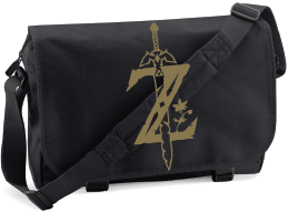 HYRULE SWORD M/BAG - INSPIRED BY ZELDA