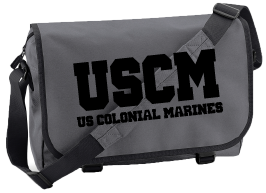 US COLONIAL MARINES M/BAG - INSPIRED BY ALIEN